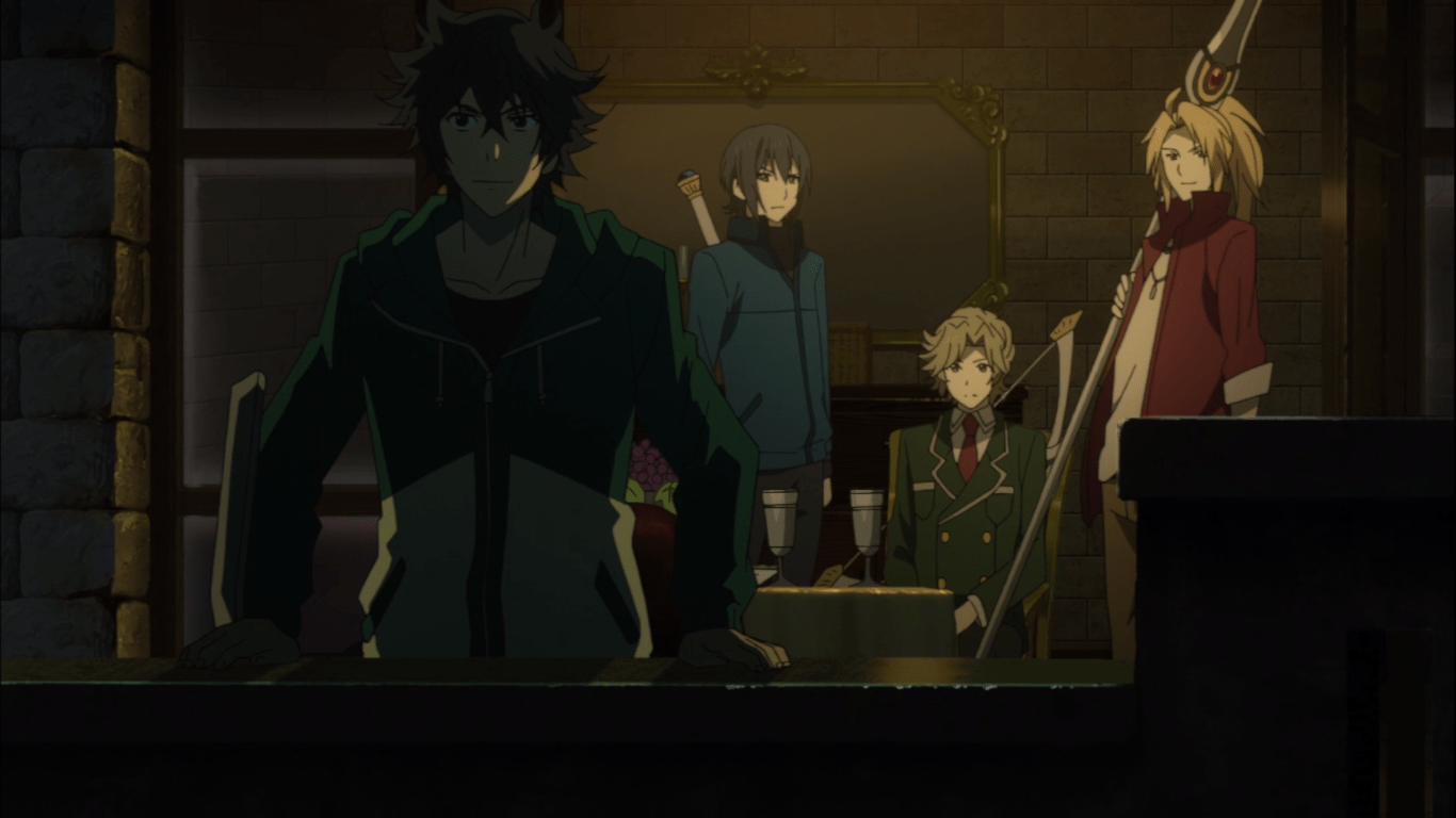 Anime Review: The Rising of the Shield Hero Episode 1