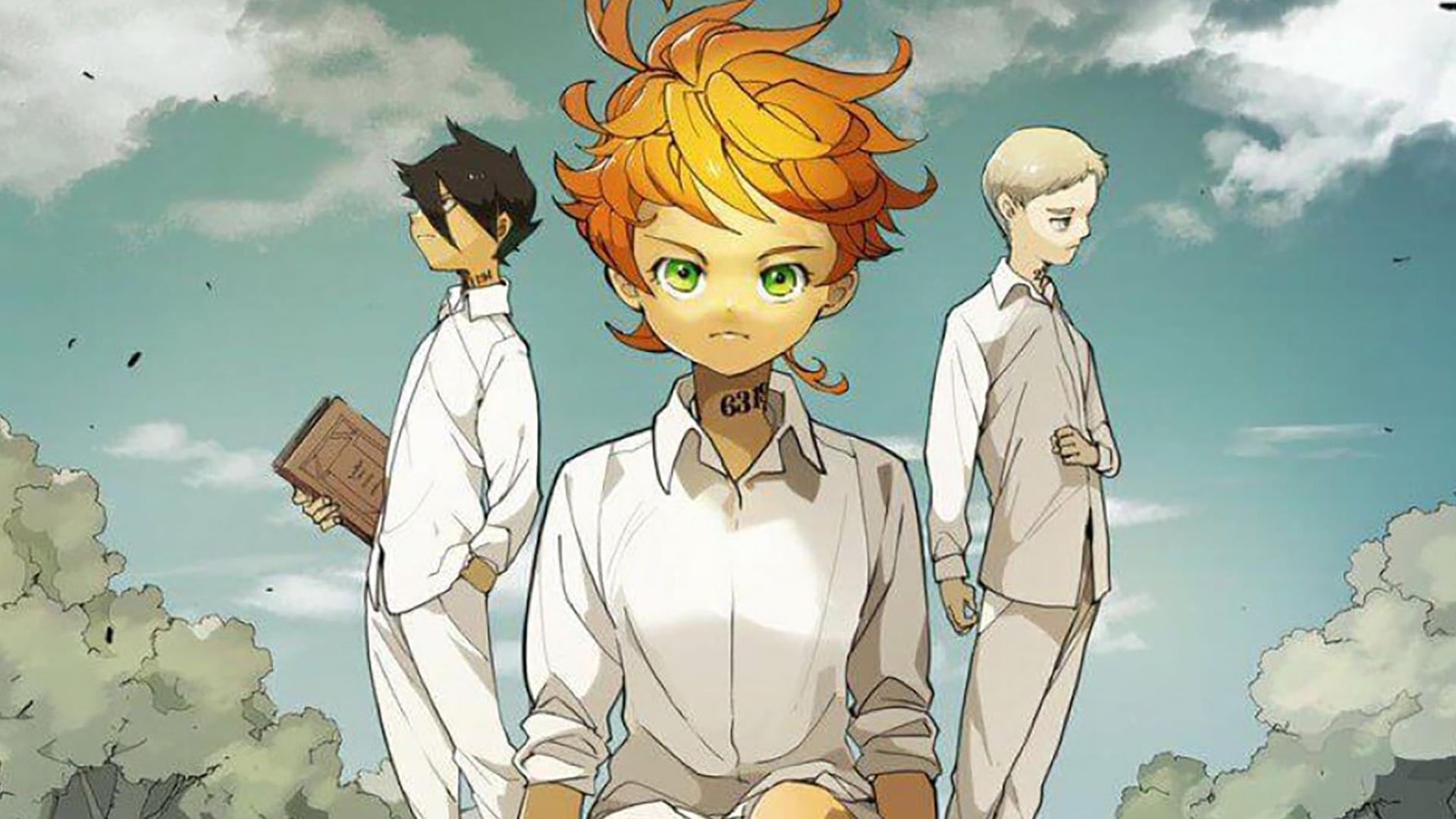 New English Subbed Trailer for The Anime THE PROMISED NEVERLAND