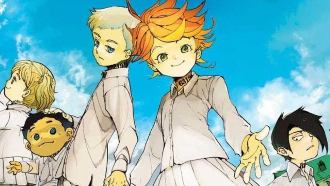 The Promised Neverland' to Become the Next Shonen Jump Anime Series