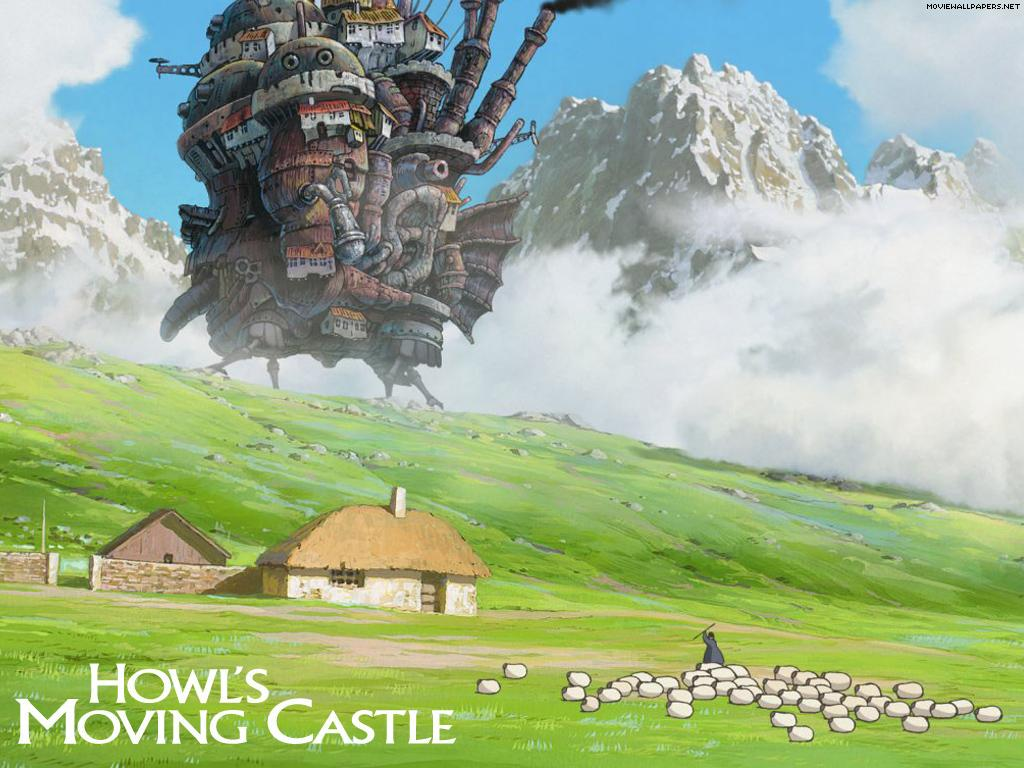 Synchrony in Howl's Moving Castle – The City of Lost Books
