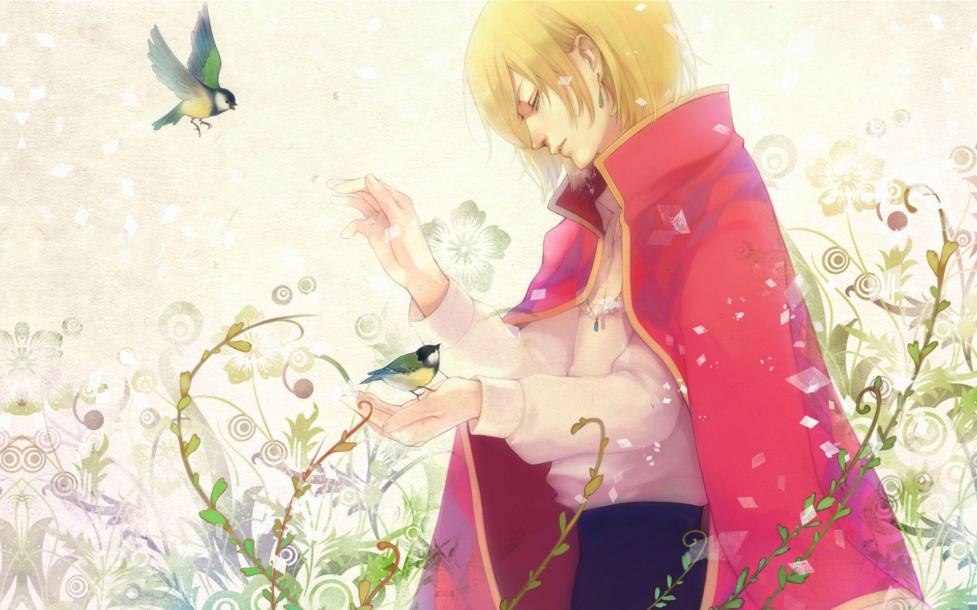 Movie Howl's Moving Castle Wallpapers