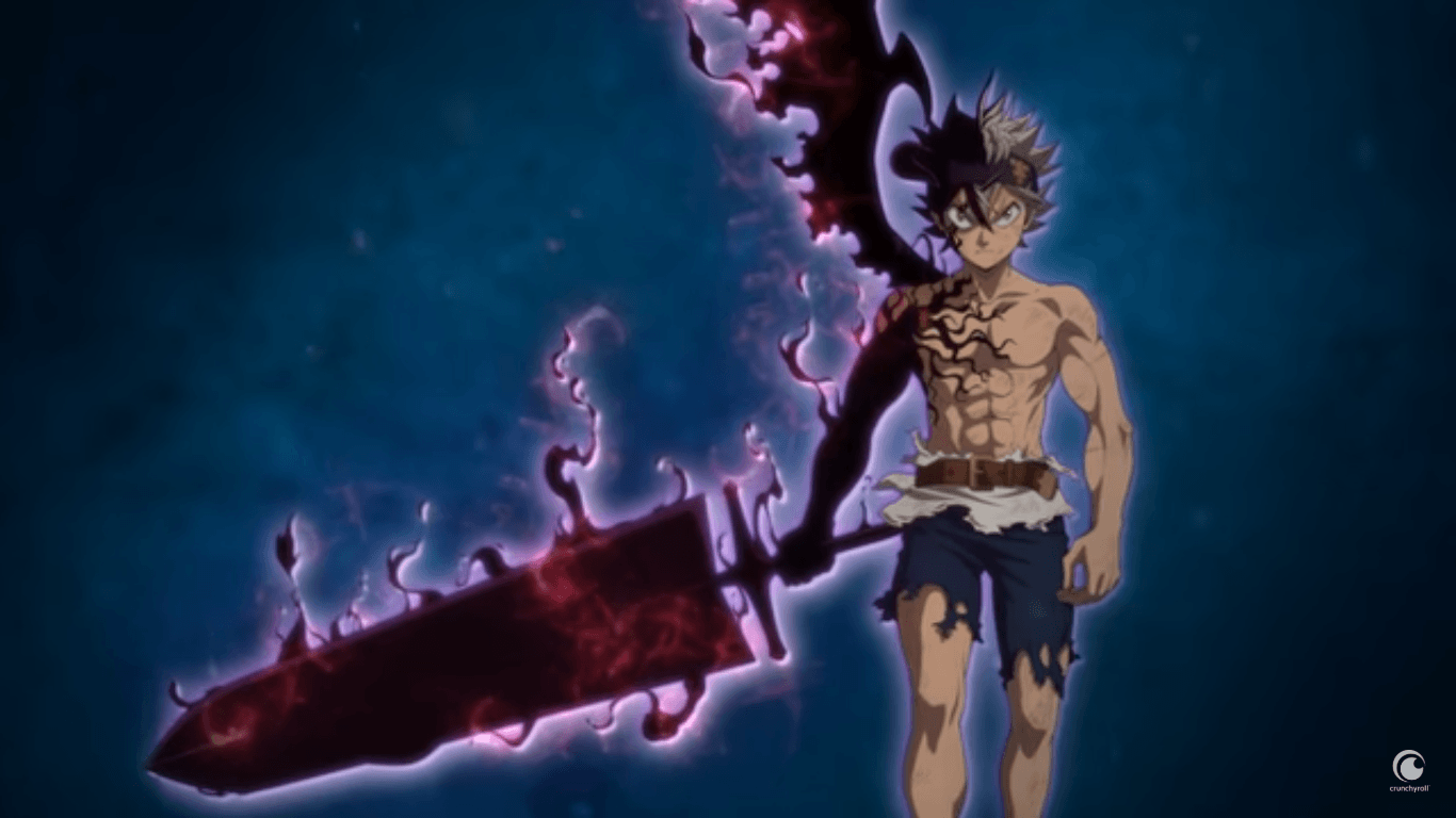 clover wallpapers asta cool anime
