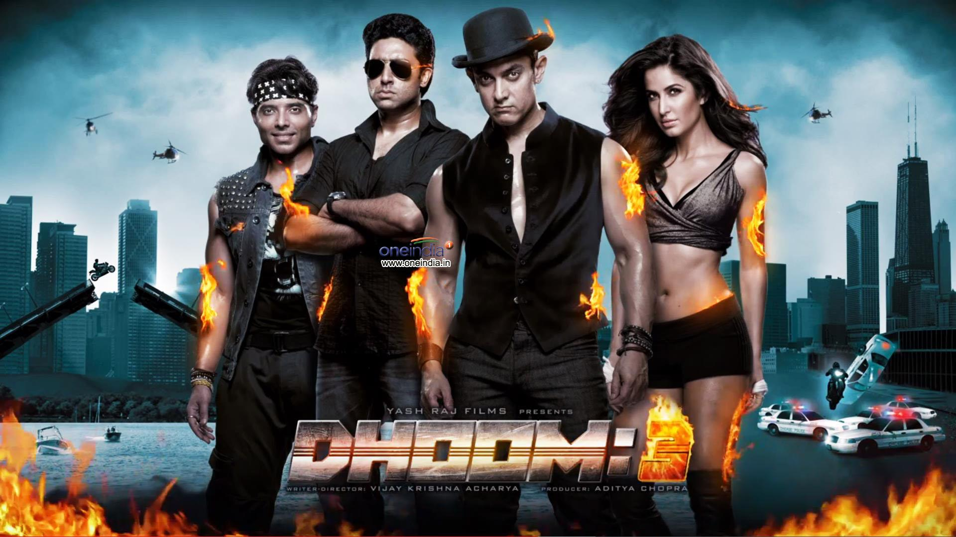 Dhoom 3 Wallpapers Wallpaper Cave