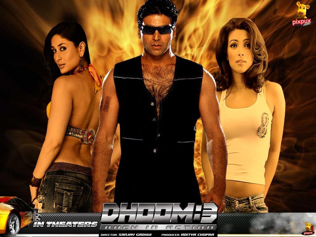 dhoom 2 trailer - HD1024×768