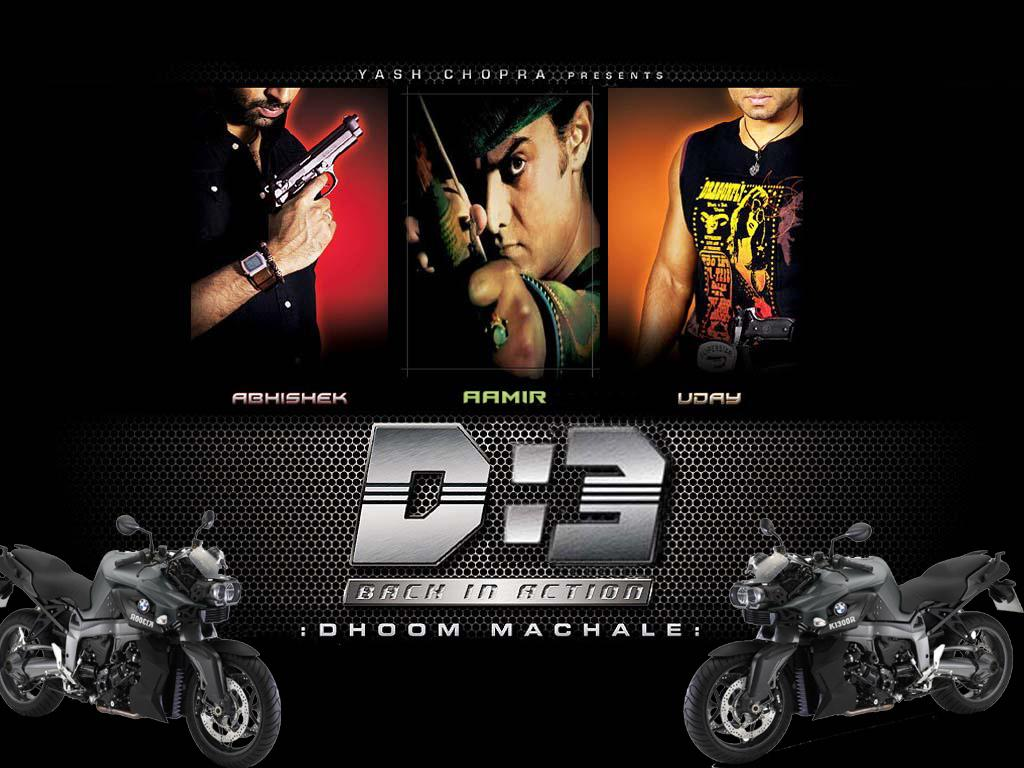 Dhoom 3 Bmw Bike Hd Wallpaper Bike S Collection And Info