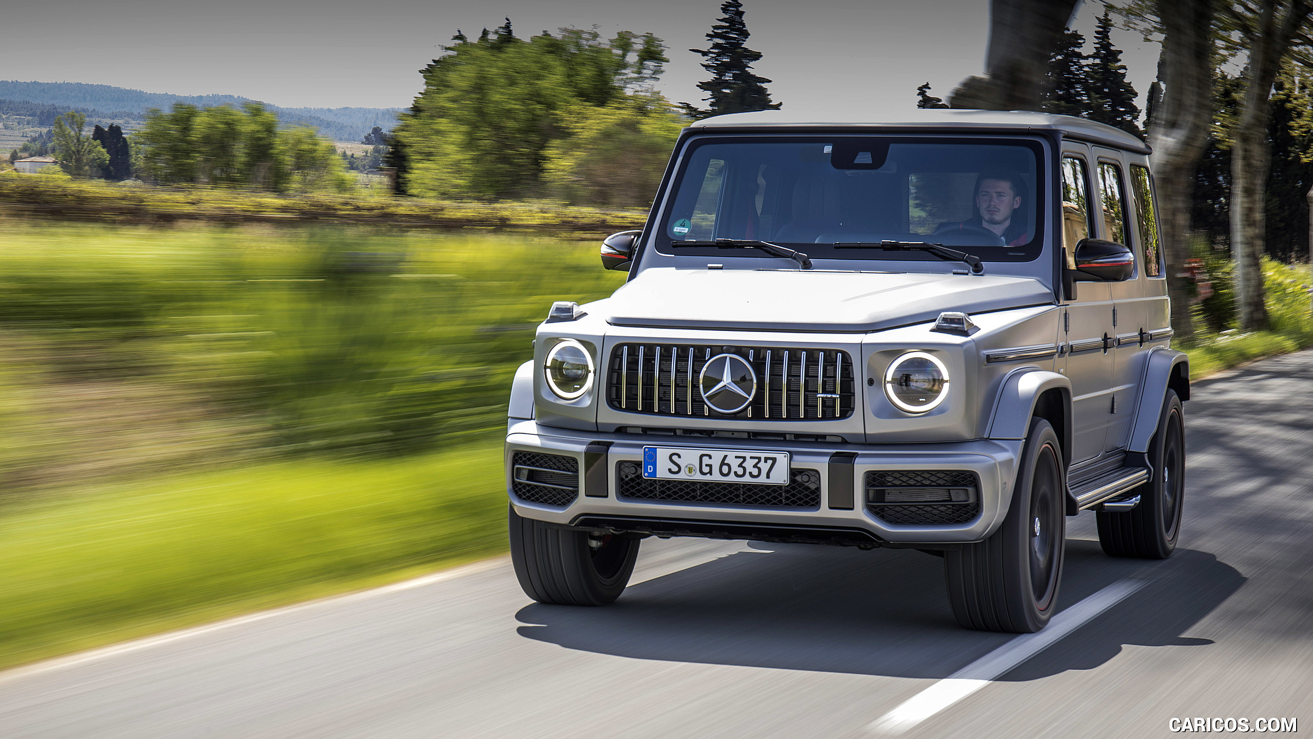 Mercedes AMG G63 Wallpapers - Wallpaper Cave