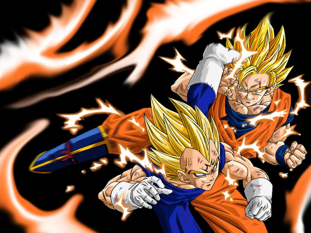 Majin Vegeta 3d Wallpapers Wallpaper Cave