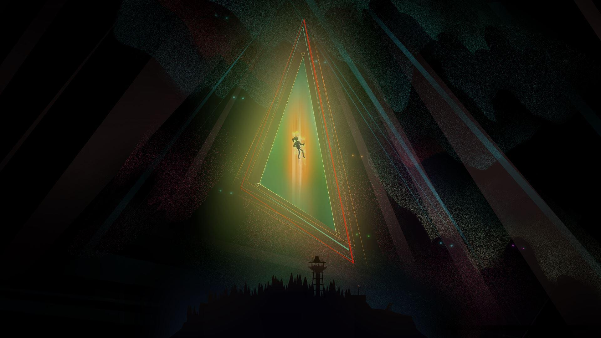 Image result for oxenfree wallpaper