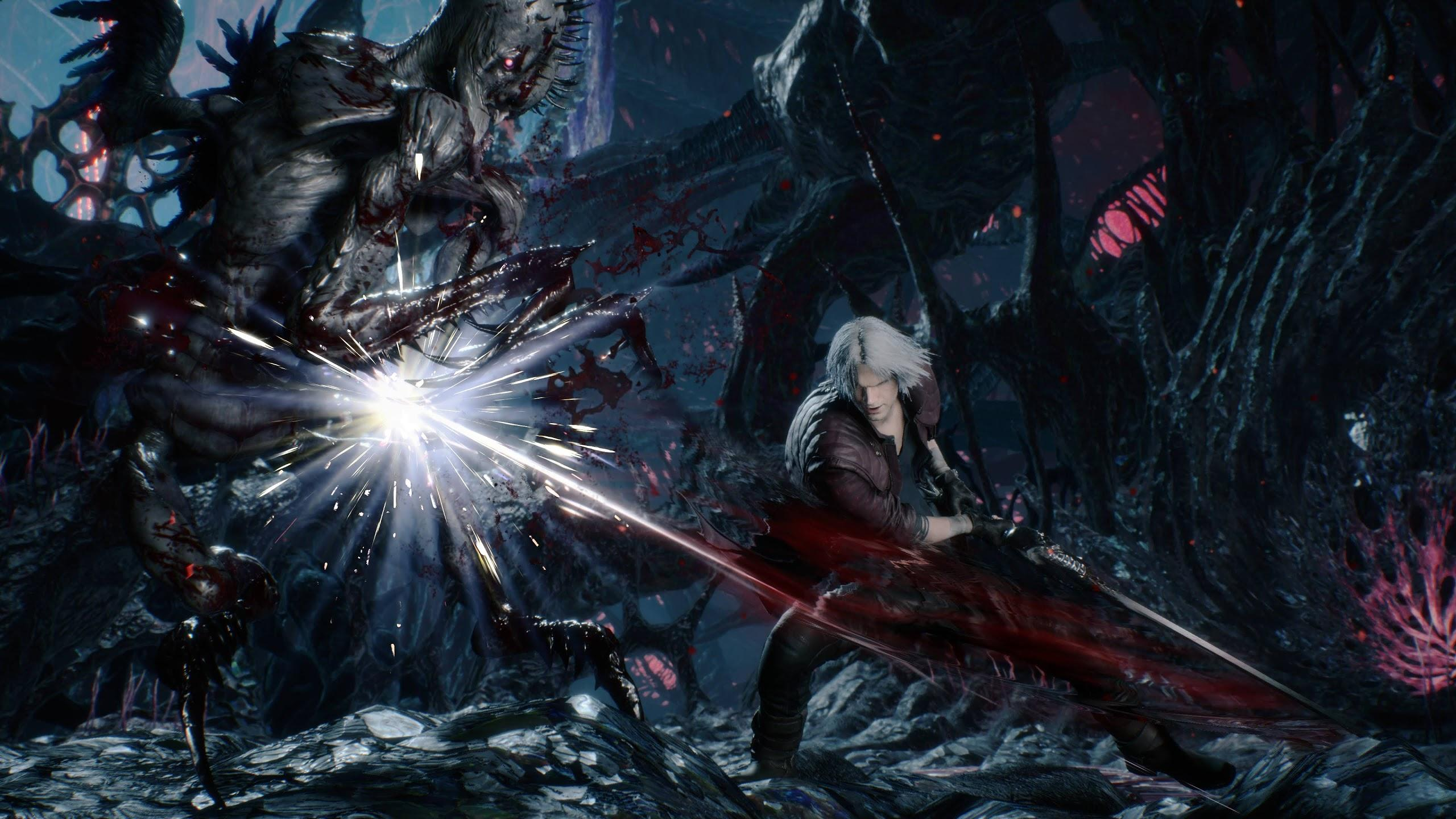 Devil May Cry 5 Hd Wallpapers Wallpaper Cave