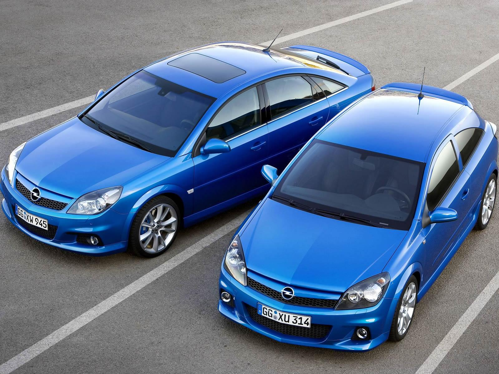 Opel Astra OPC Wallpapers