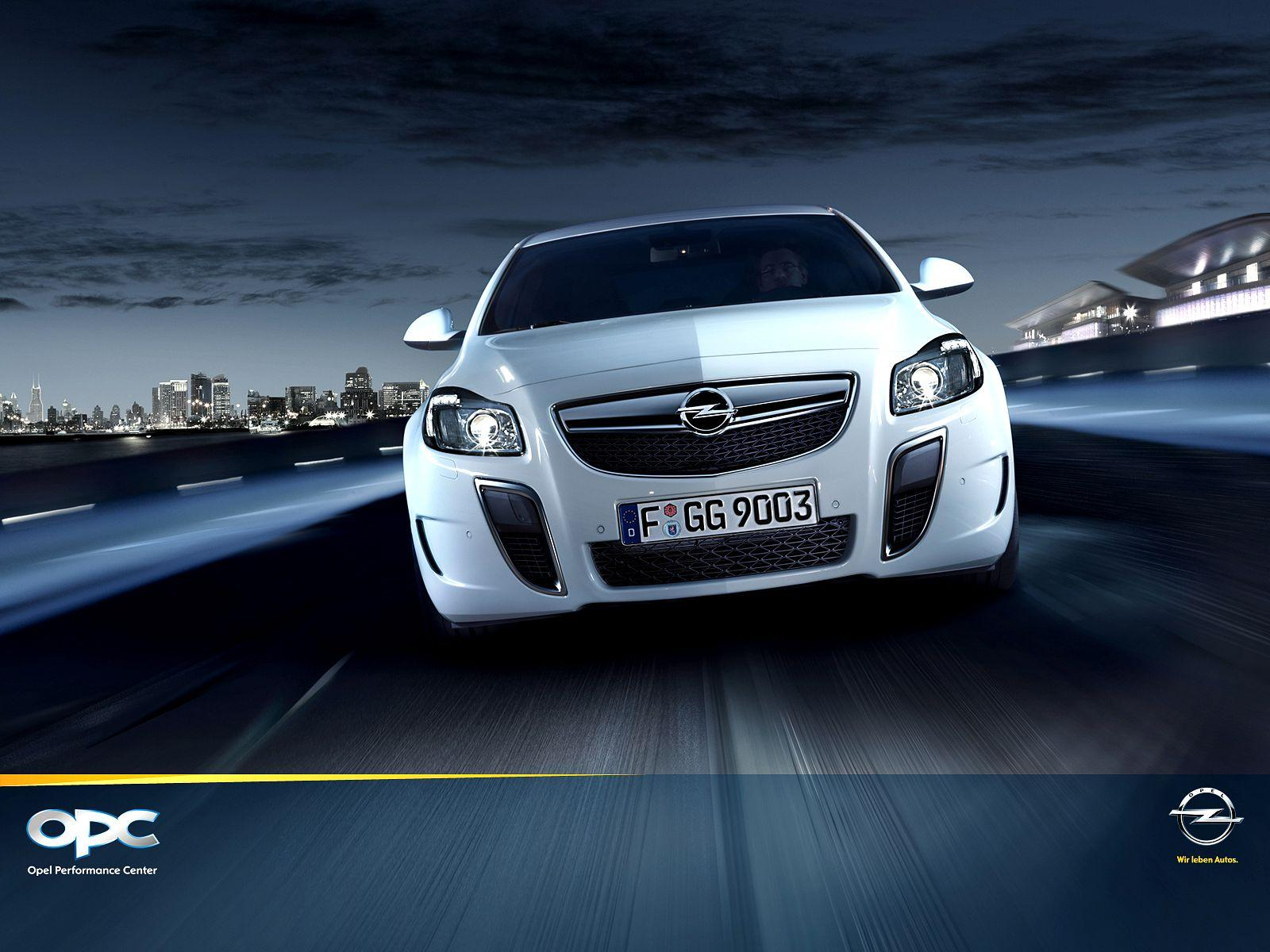 Opel Insignia OPC Wallpapers