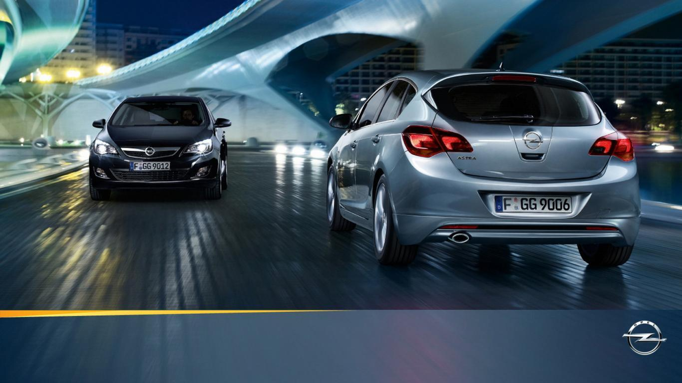 Opel Astra Wallpapers 16