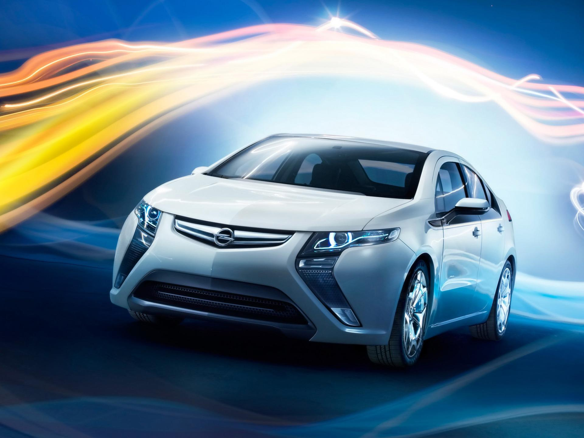 Opel Ampera Wallpapers Opel Cars Wallpapers in jpg format for free