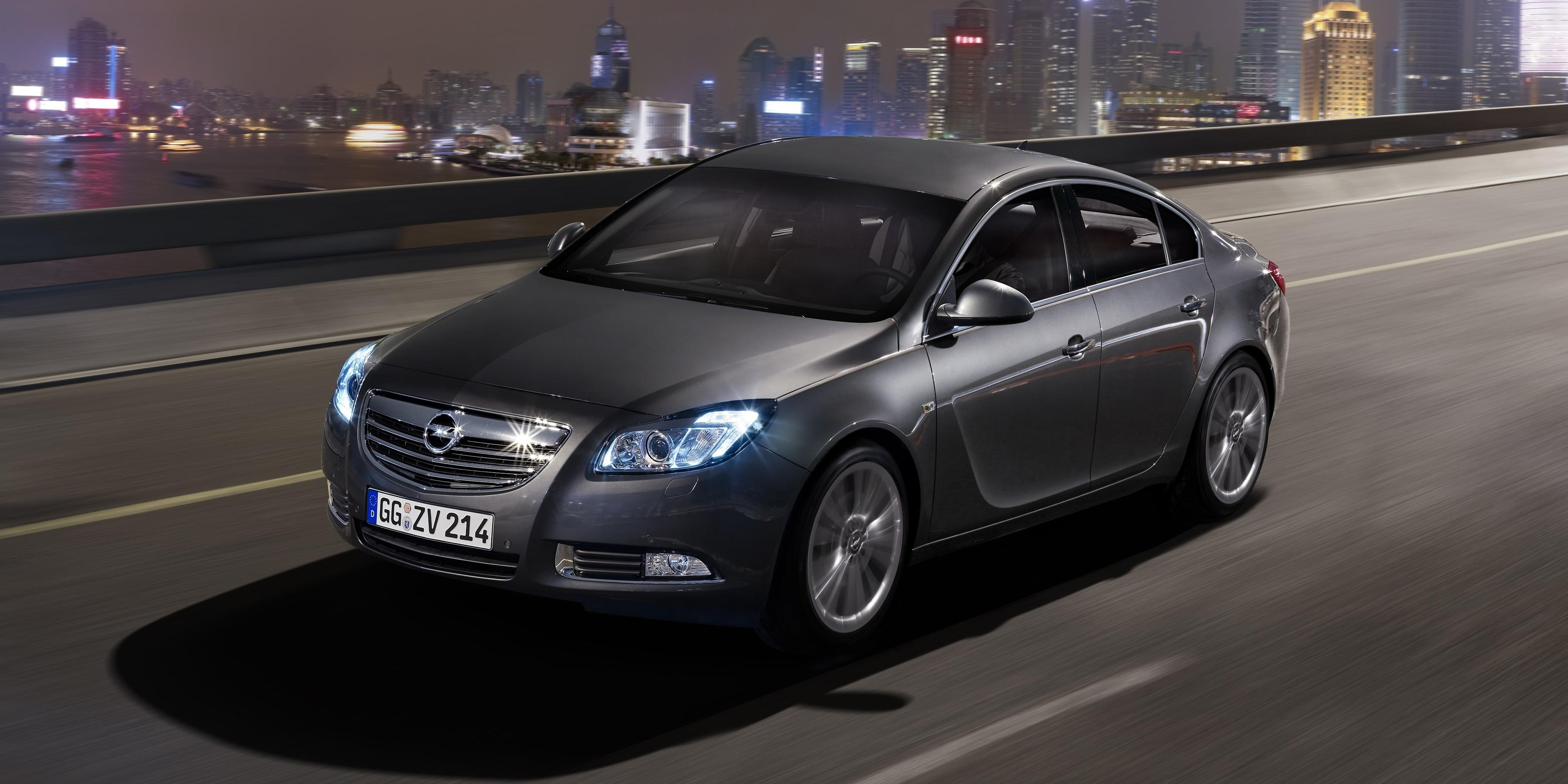 Opel Insignia Wallpapers Resolution: 3600x1800