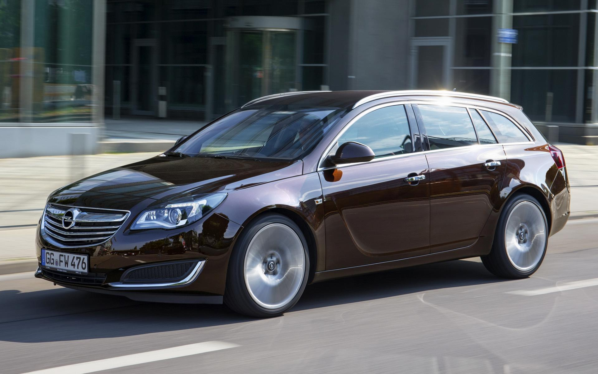 Opel Insignia Wallpapers Sterling