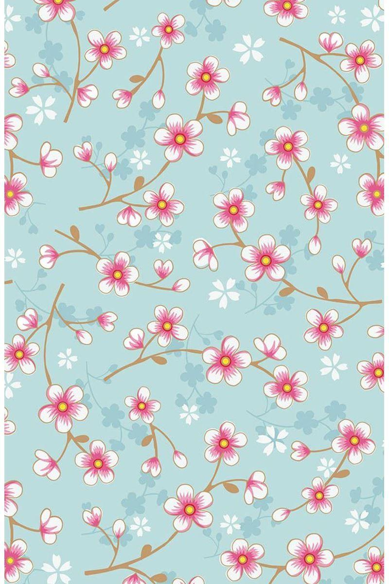 Cherry Blossom wallpapers blue