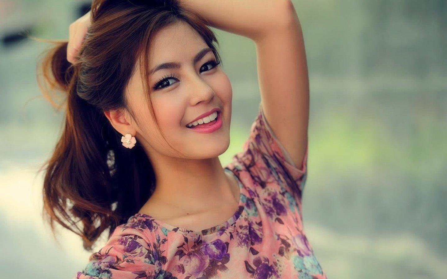 Beautiful Lady Wallpapers Wallpaper Cave