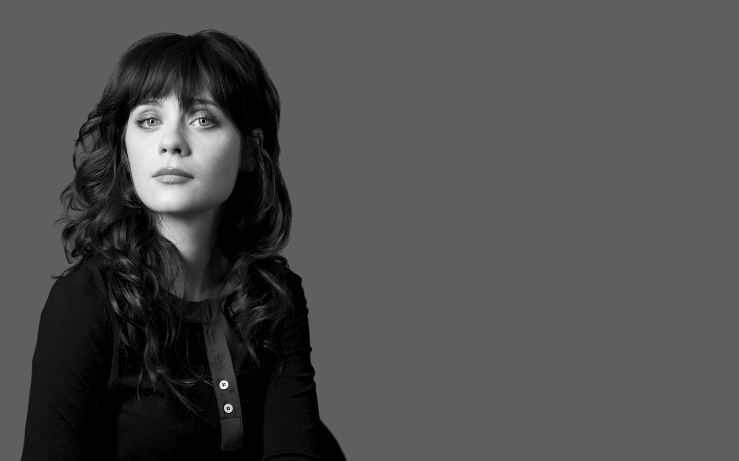 Zooey Deschanel Wallpaper and Background Image | 1440x900 | ID ...