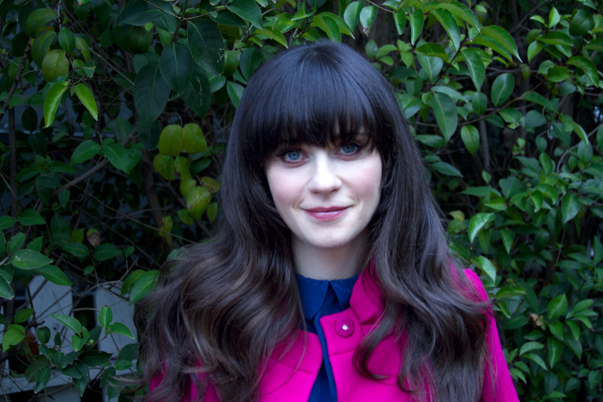 Zooey Deschanel Wallpapers HD Backgrounds, Images, Pics, Photos Free ...