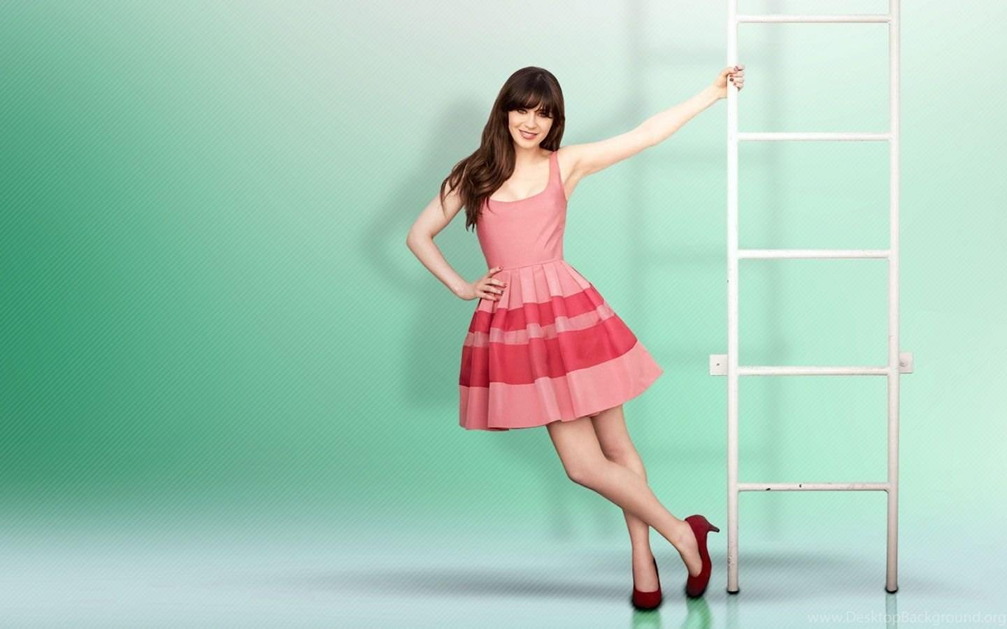 Zooey Deschanel Wallpapers HD Wallpaper Backgrounds Of Your Choice ...