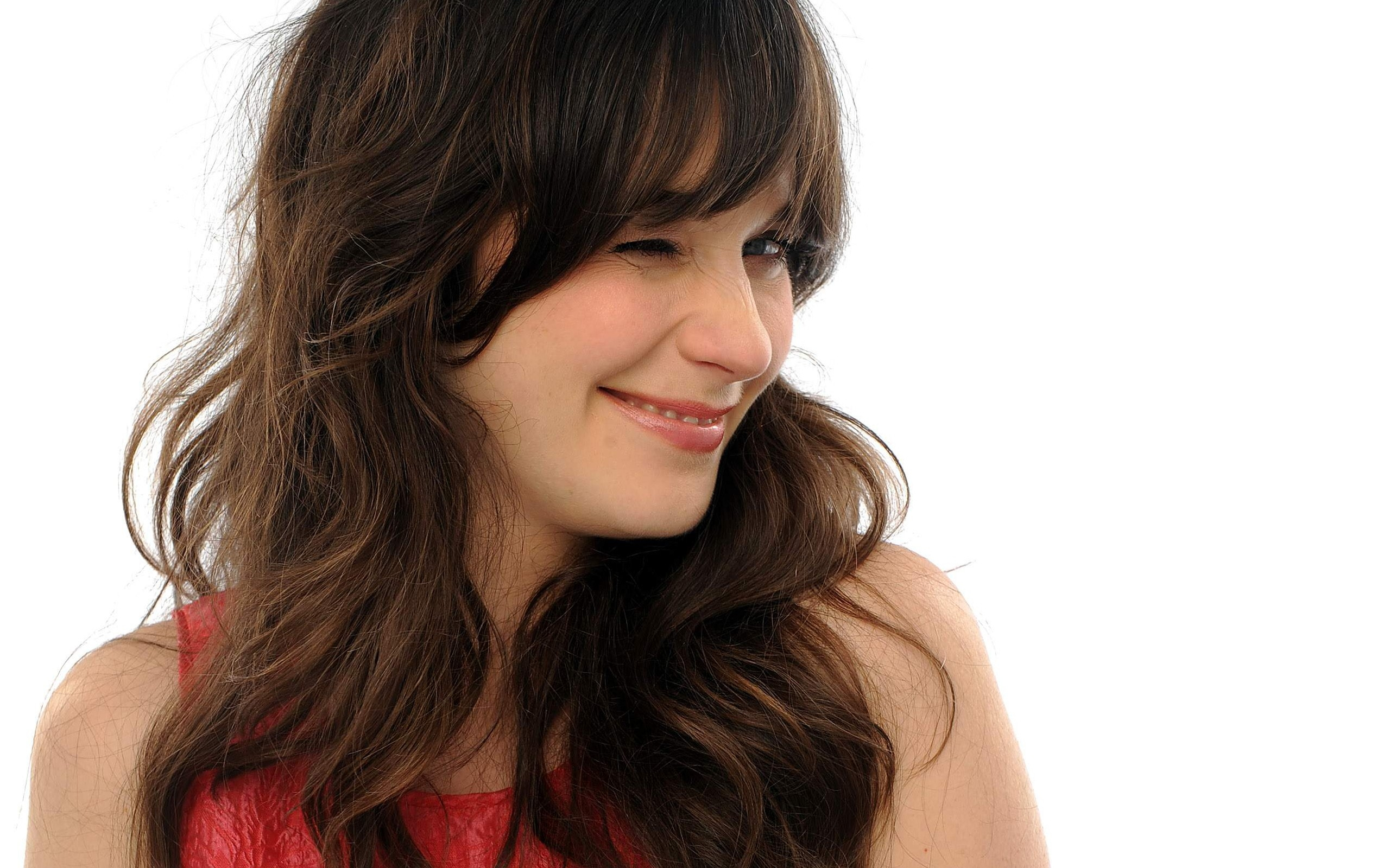 Zooey Deschanel Wallpapers High Quality | Download Free