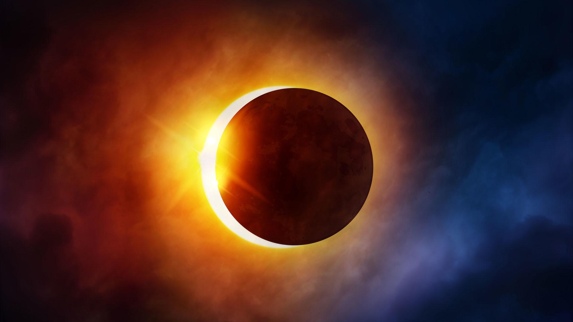 Solar Eclipse Wallpapers 20
