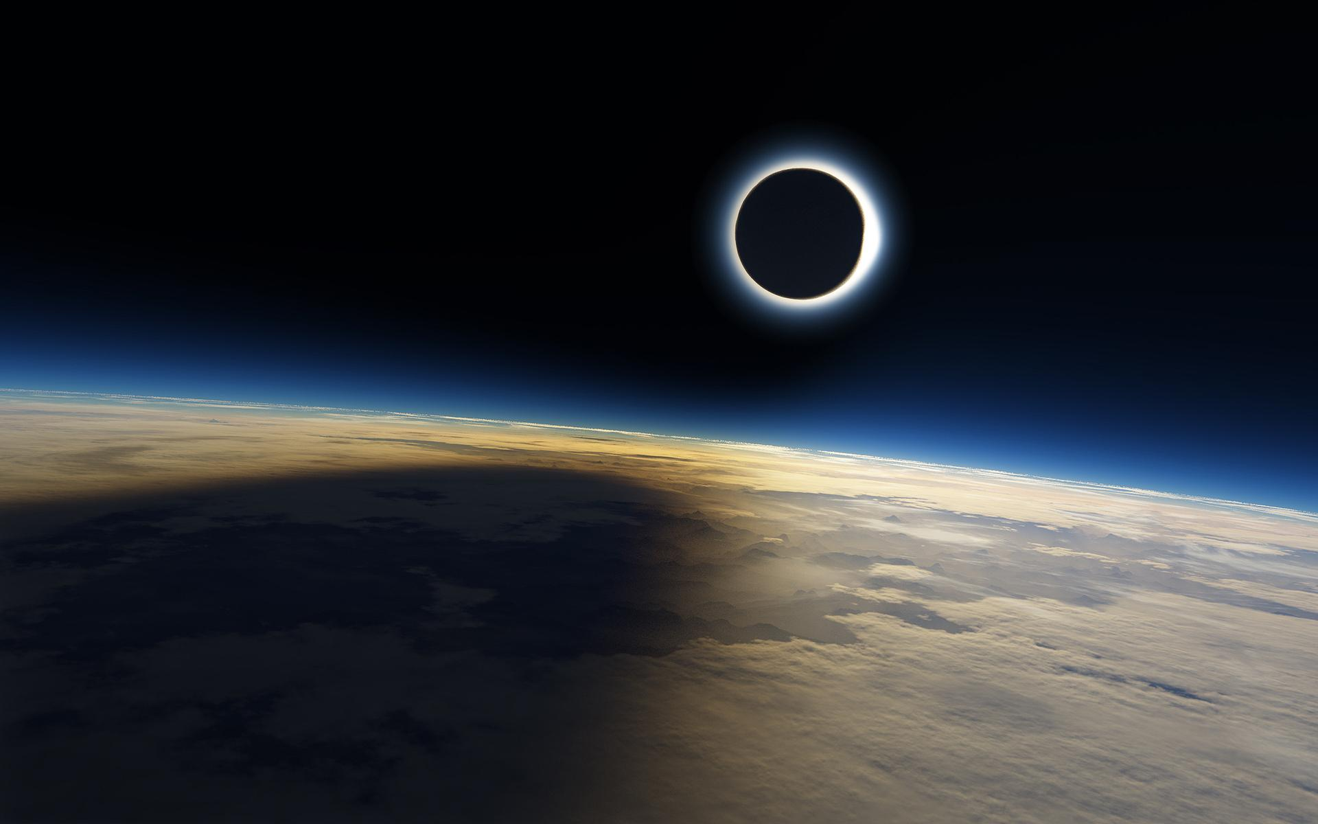 Solar Eclipse Wallpapers 3