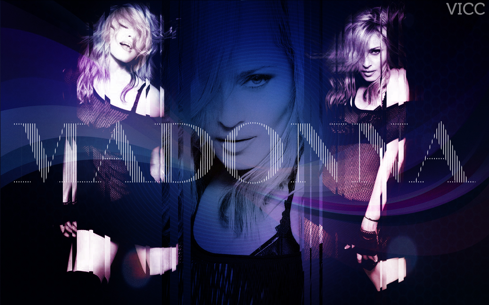 Madonna Wallpapers 1680x1050,