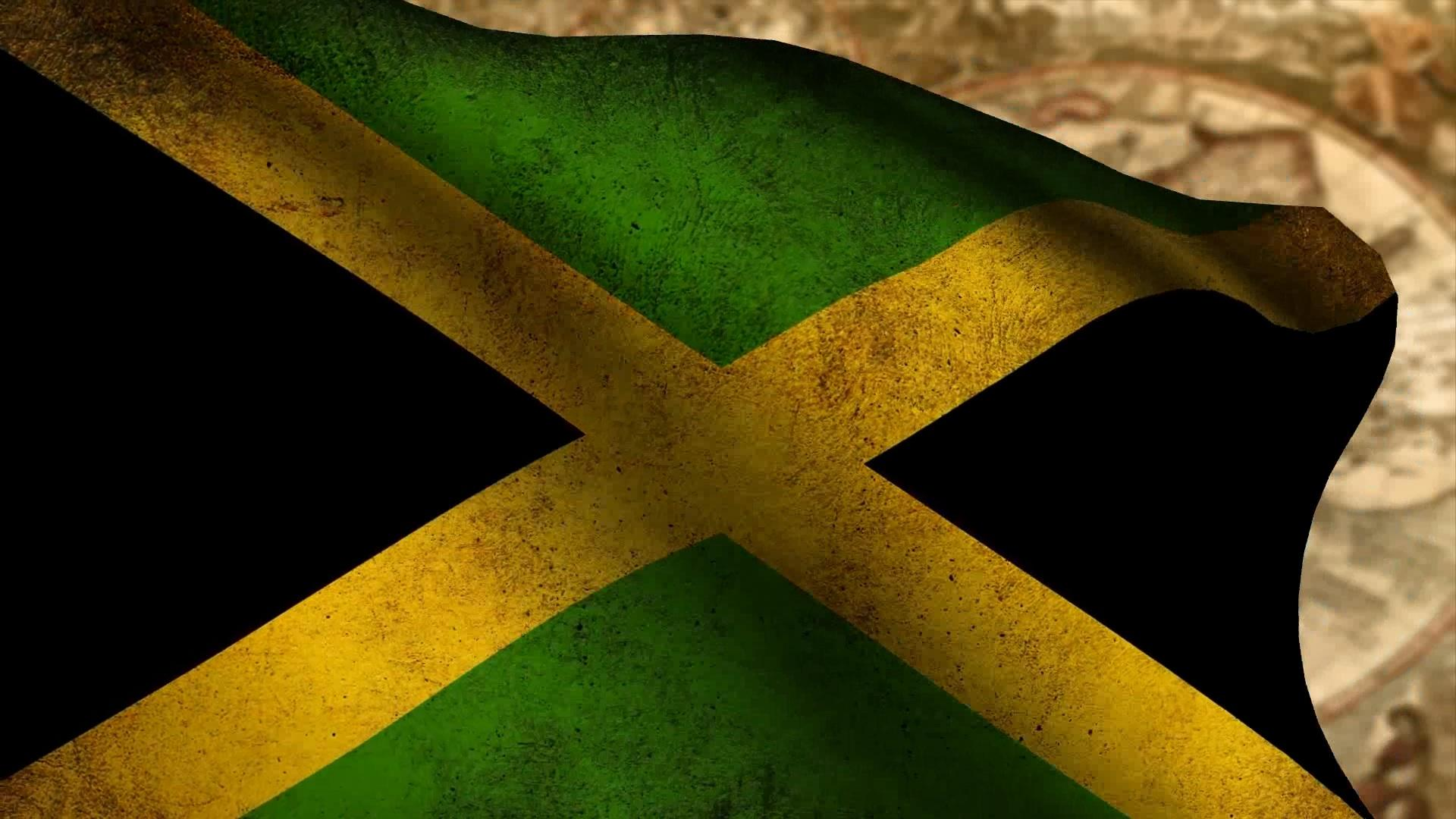 1920x1080px Jamaica Flags Wallpaper Backgrounds