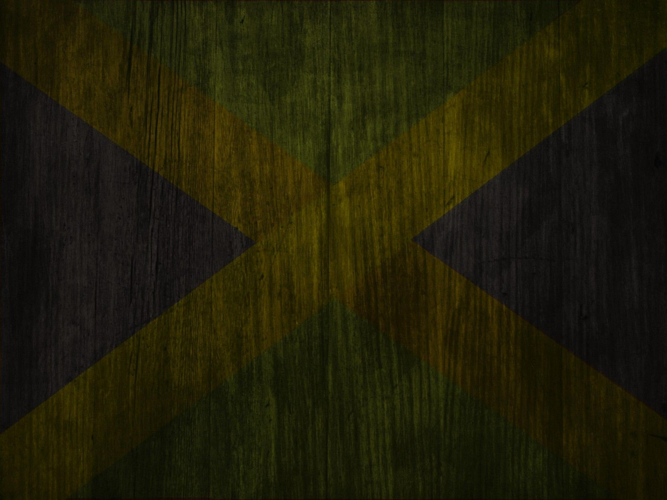 Jamaica Flag Wallpapers