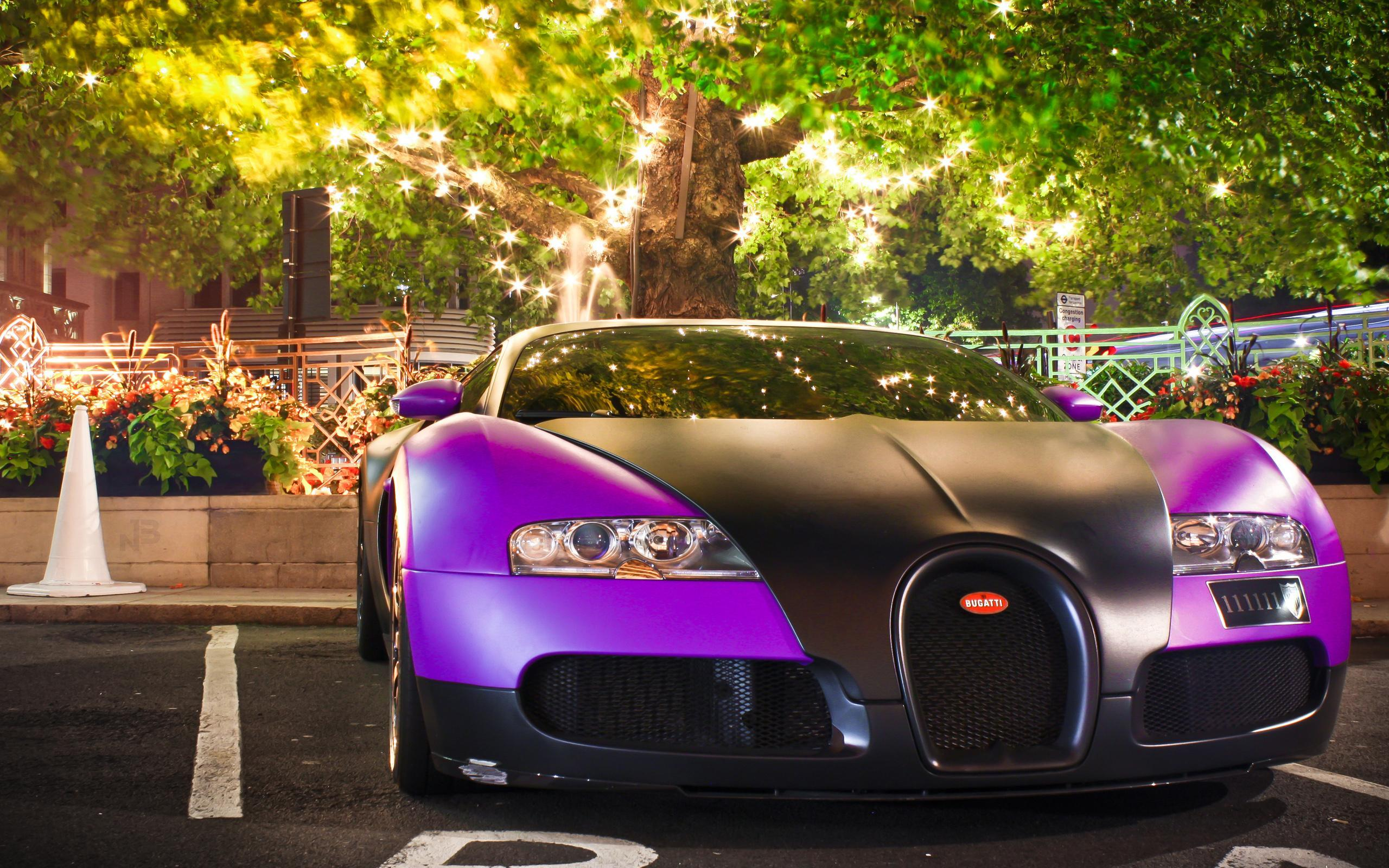 Purple Cars Wallpapers Wallpaper Cave