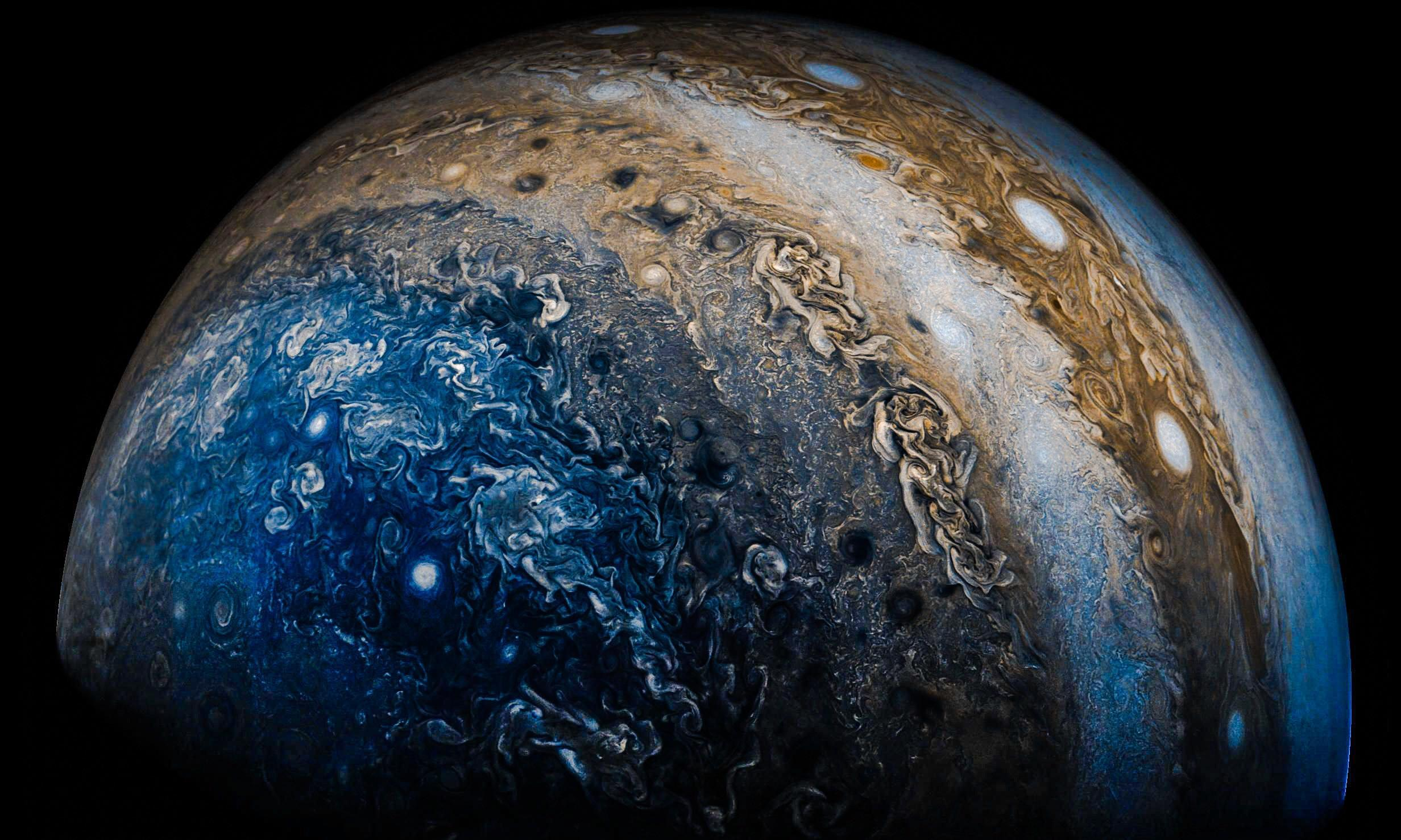 Jupiter : wallpapers