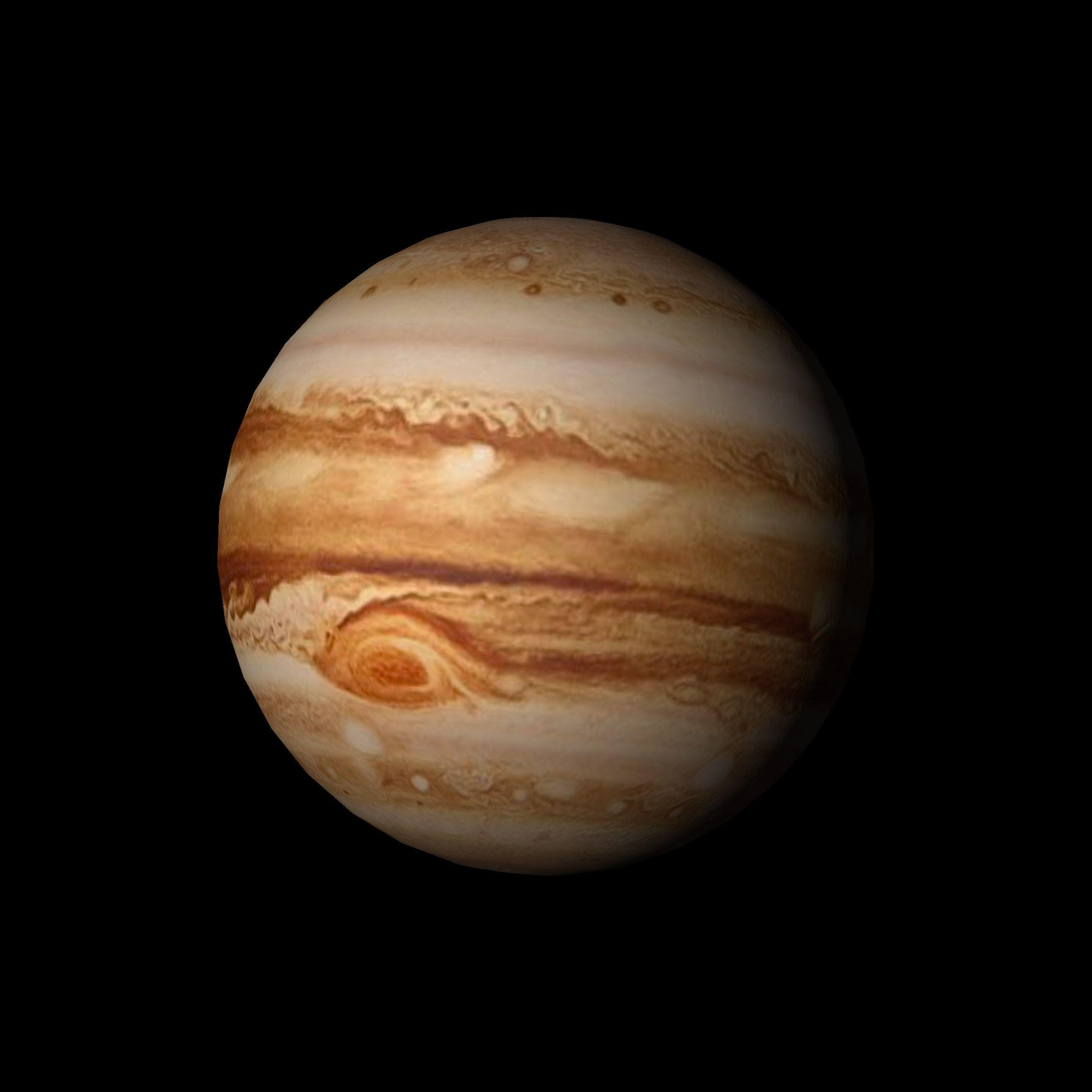 Jupiter 4K Wallpapers
