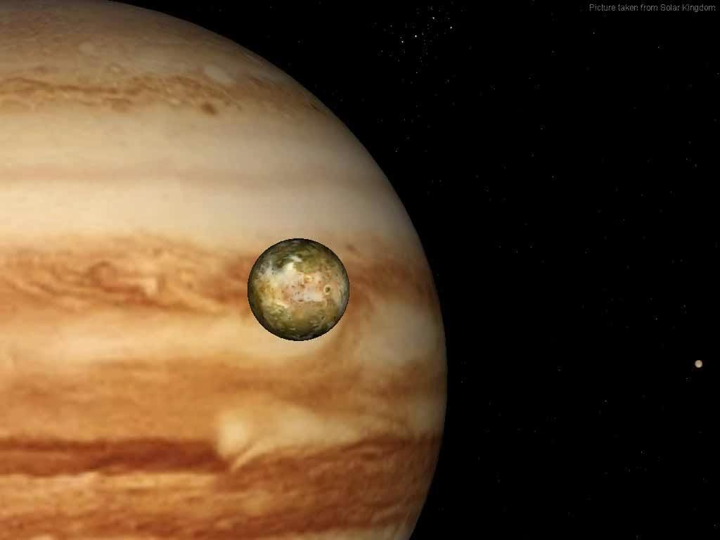 HD Wallpapers: Jupiter Wallpapers
