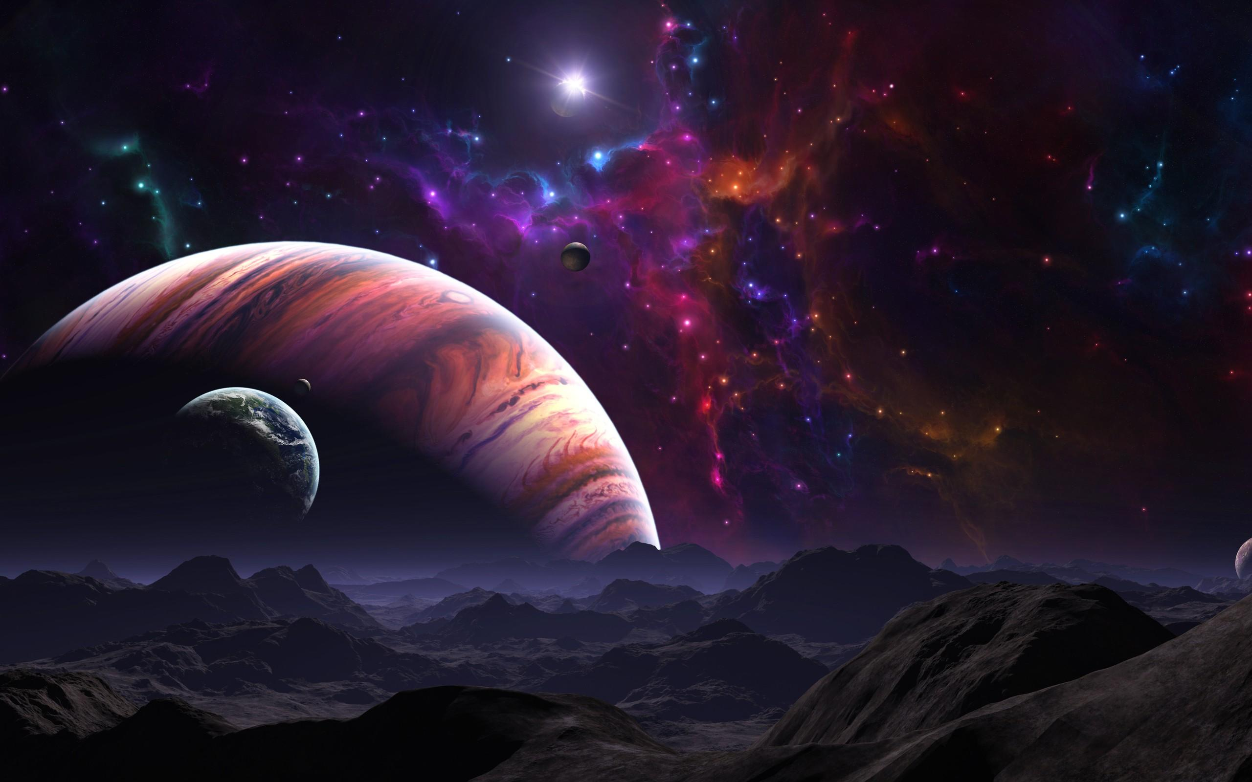 Jupiter Wallpapers Widescreen