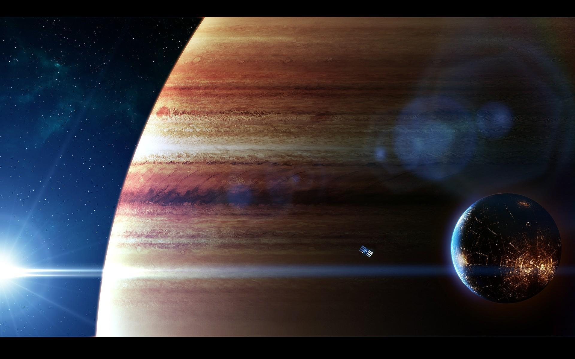 Jupiter Wallpapers 7