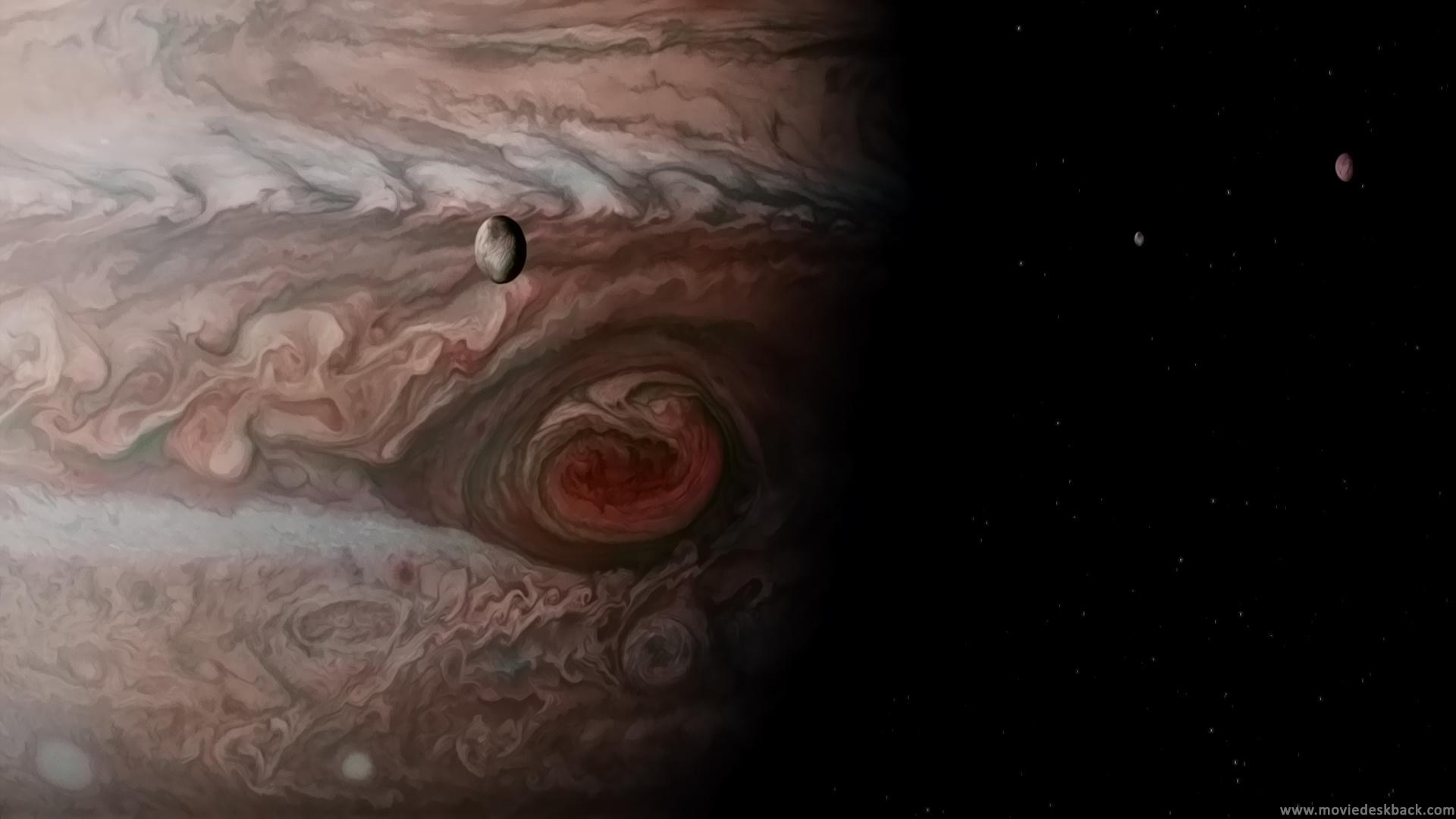 Jupiter Wallpapers 4K