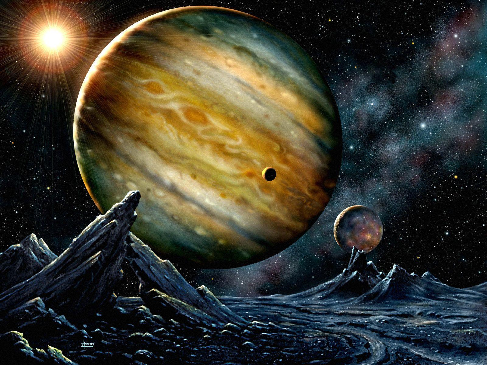 Jupiter Space HD Wallpaper, Jupiter Space Pictures, New Wallpapers