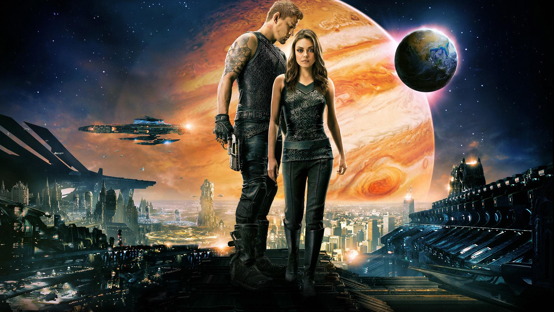 Jupiter Ascending wallpapers 1