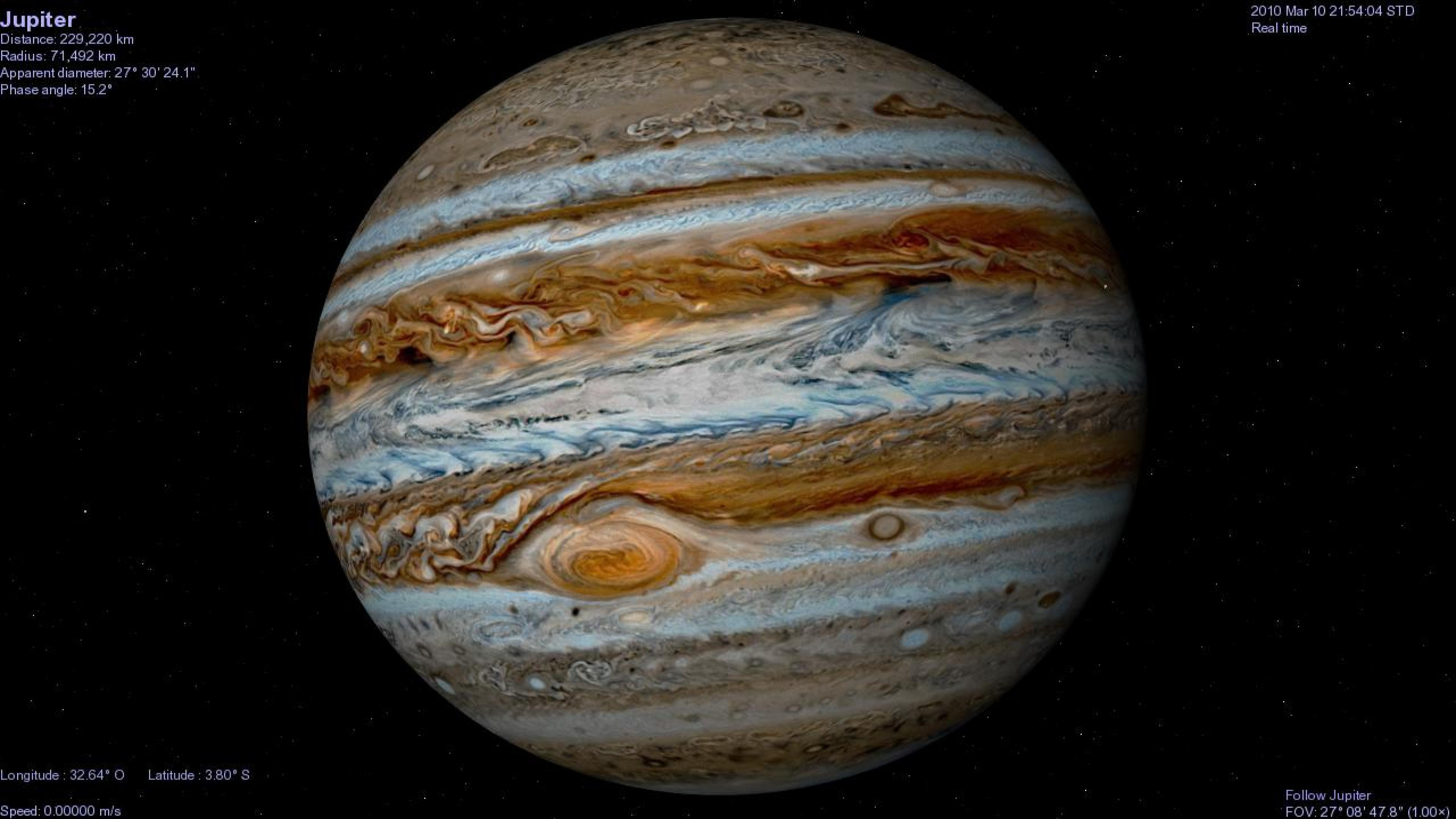 Jupiter Wallpapers PC