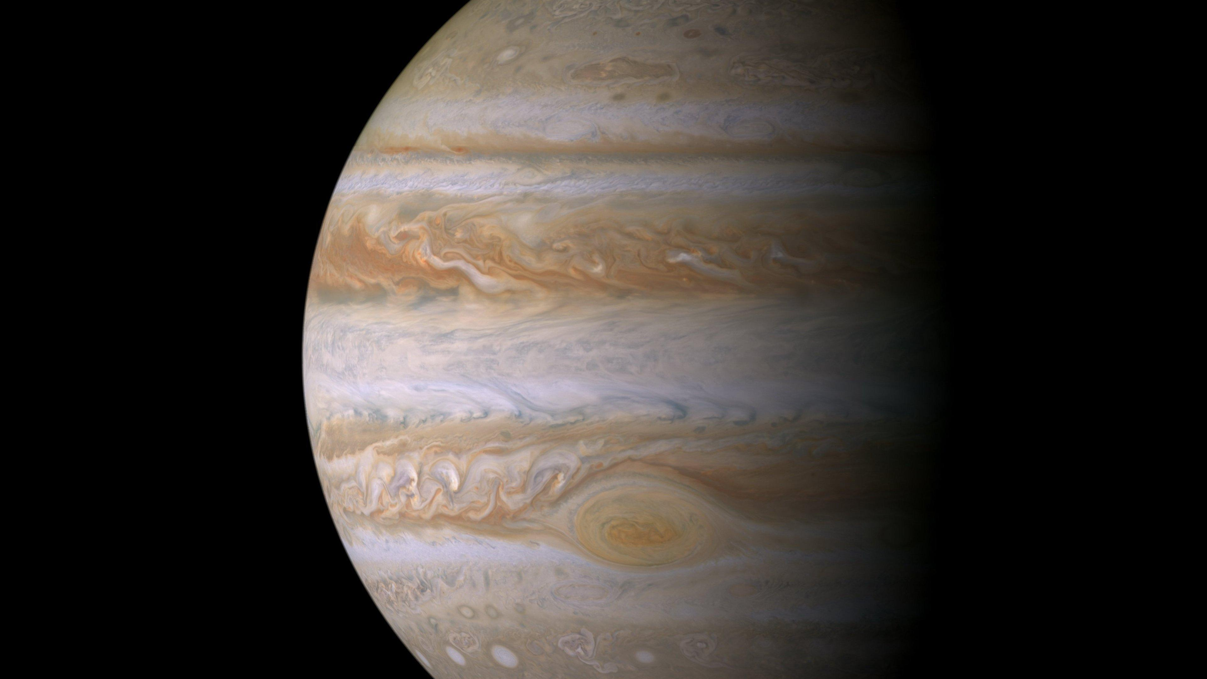 Ultra HD Jupiter Wallpapers