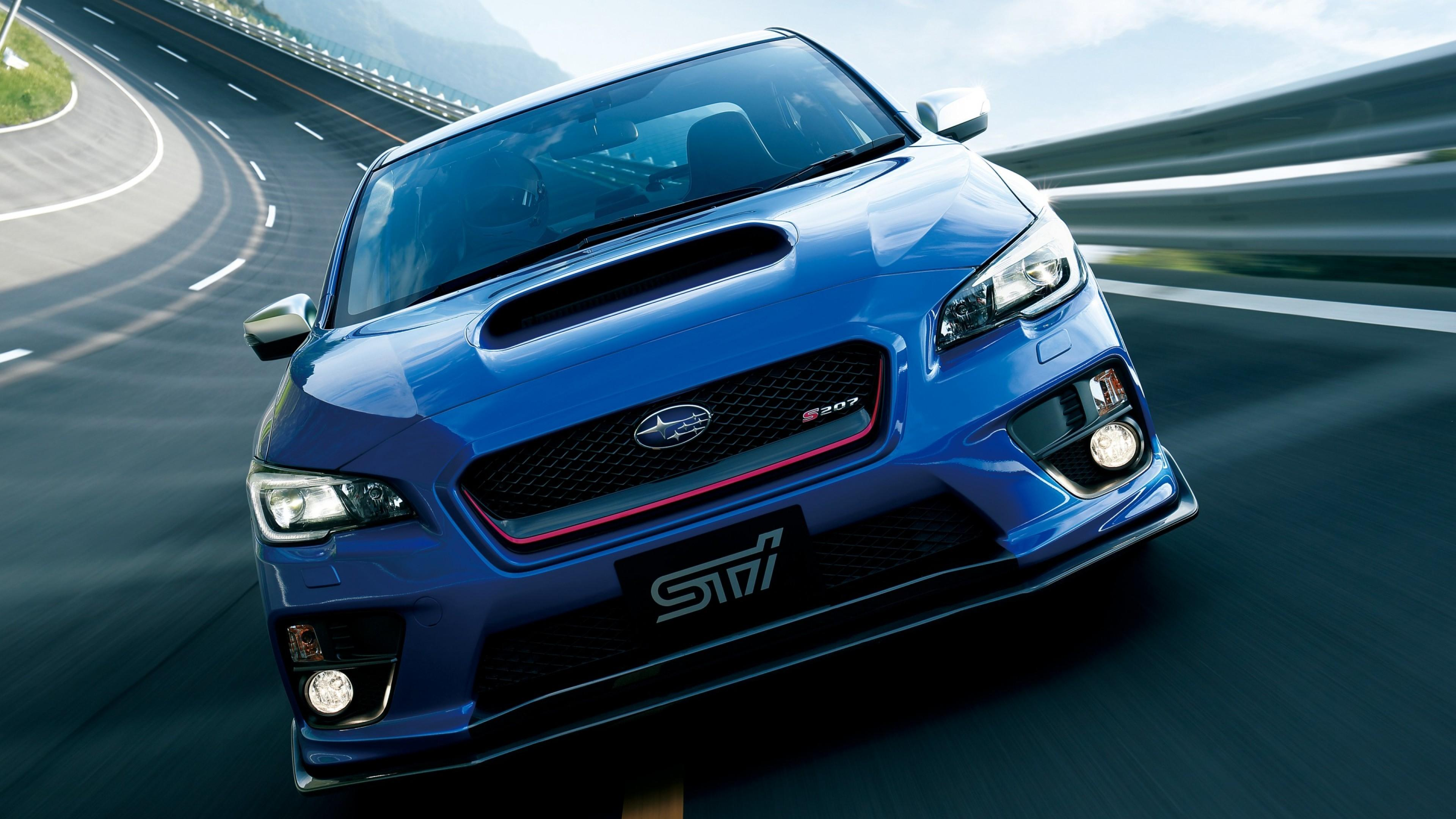 Subaru WRX STI Free Wallpaper 4K Desktop Mobiles - Wallpaper ...