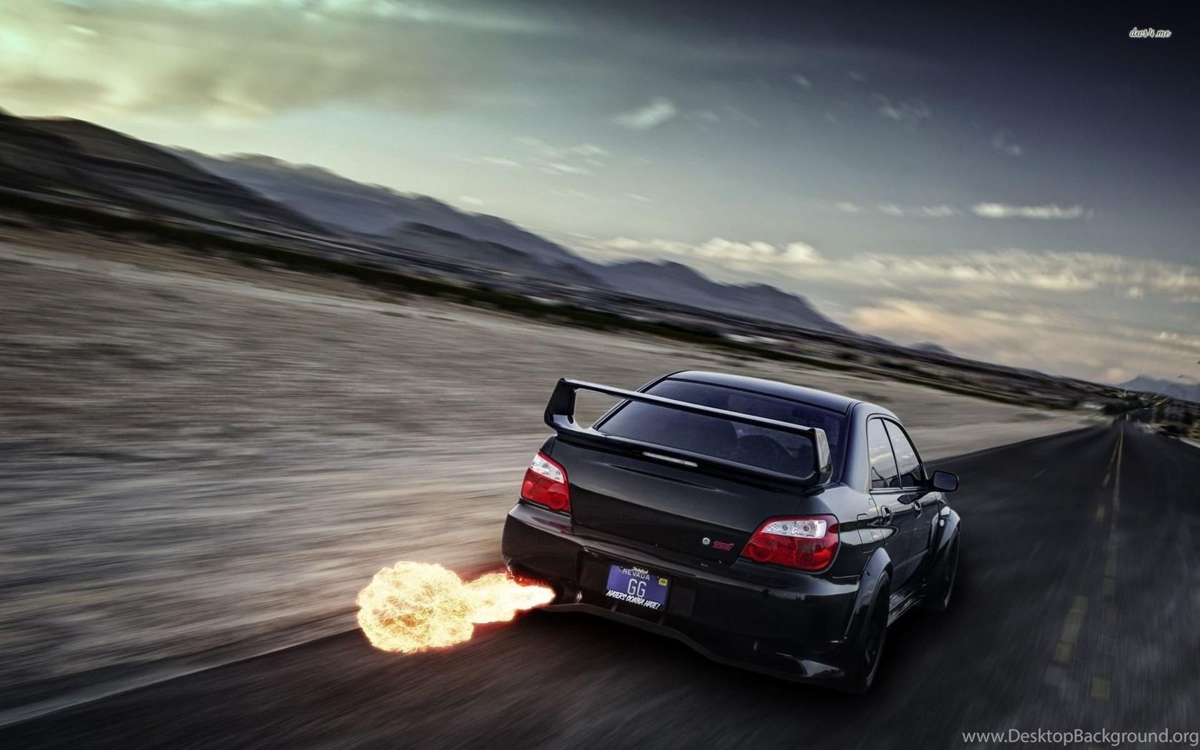 Subaru Impreza WRX STI Wallpapers Car Wallpapers Desktop Background