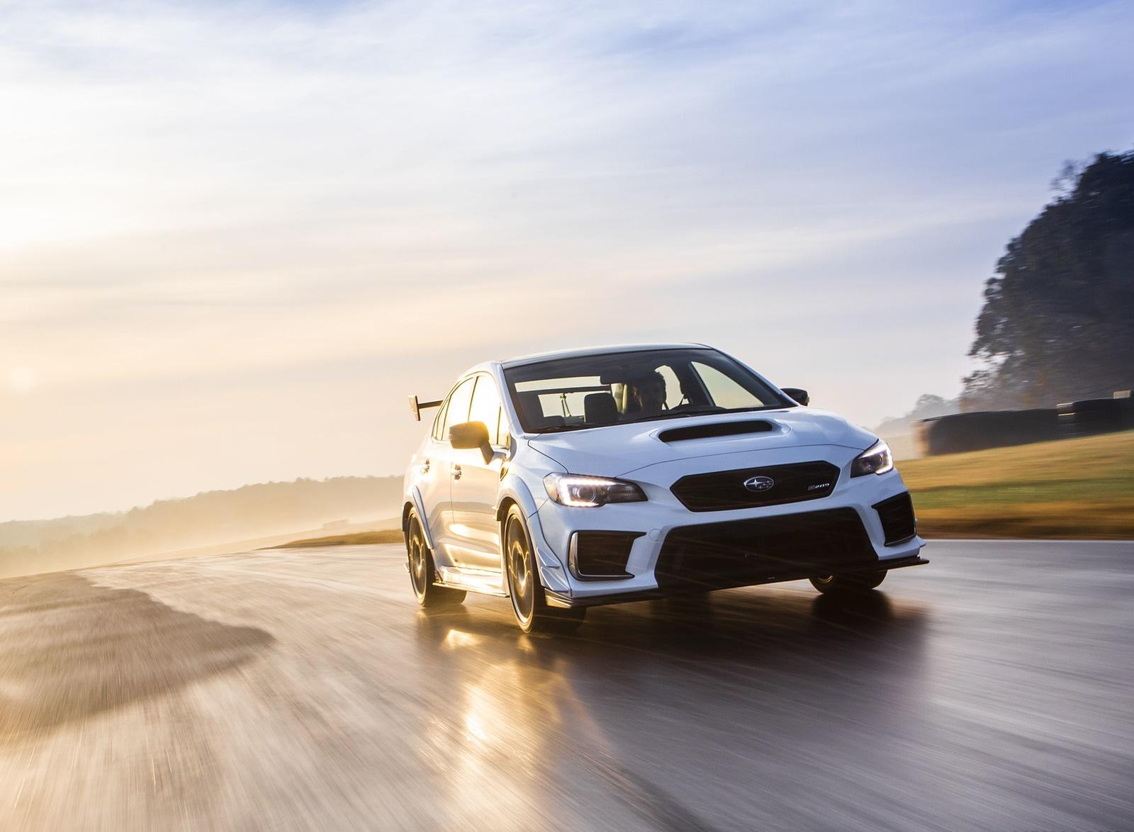 2019 Subaru WRX STI S209 Wallpapers (52+ HD Images) - NewCarCars