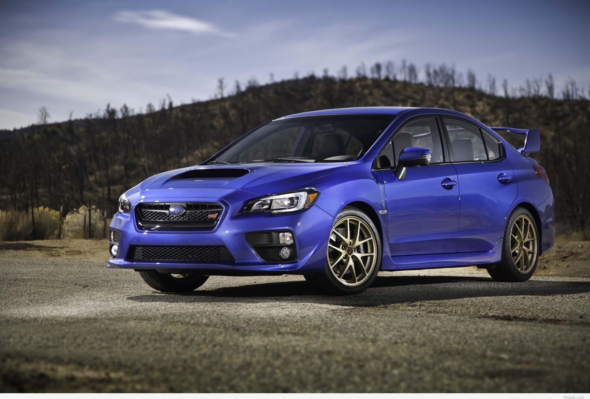 Subaru Wrx Sti Wallpapers | 4USkY.com