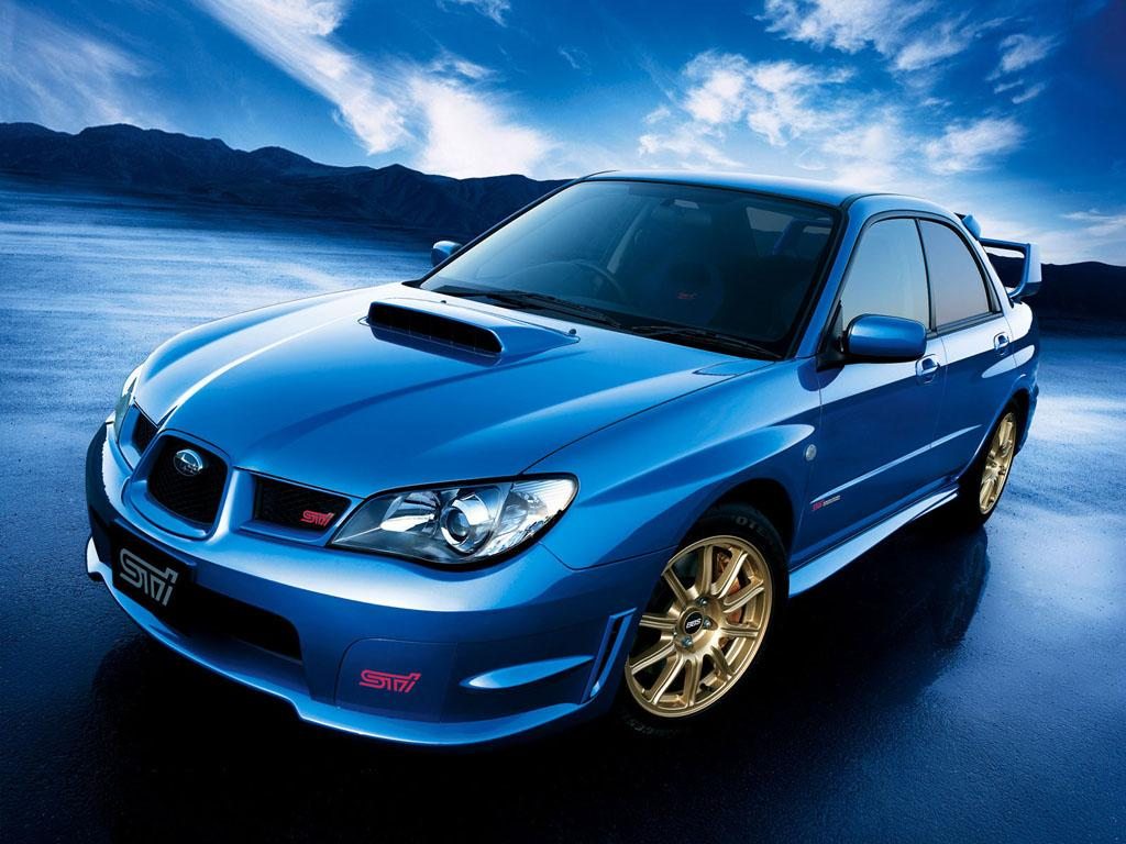 2005 Subaru Impreza WRX STI Wallpaper and Image Gallery