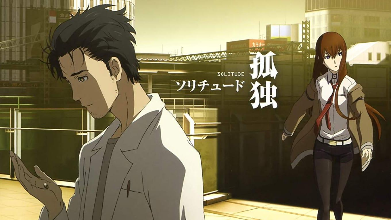 Steins;Gate: The Movie − Load Region of Déjà Vu (2013) - Backdrops ...