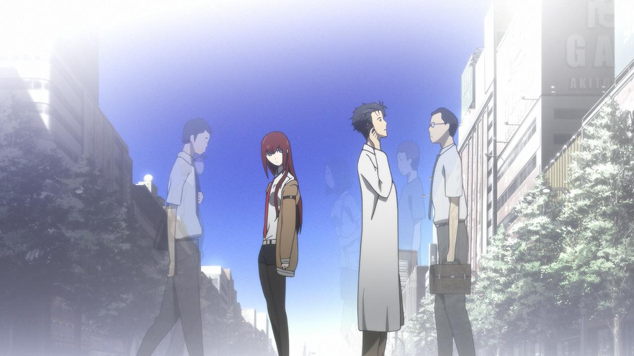 Spoilers] Steins;Gate: Fuka Ryouiki no Déjà vu Discussion : anime