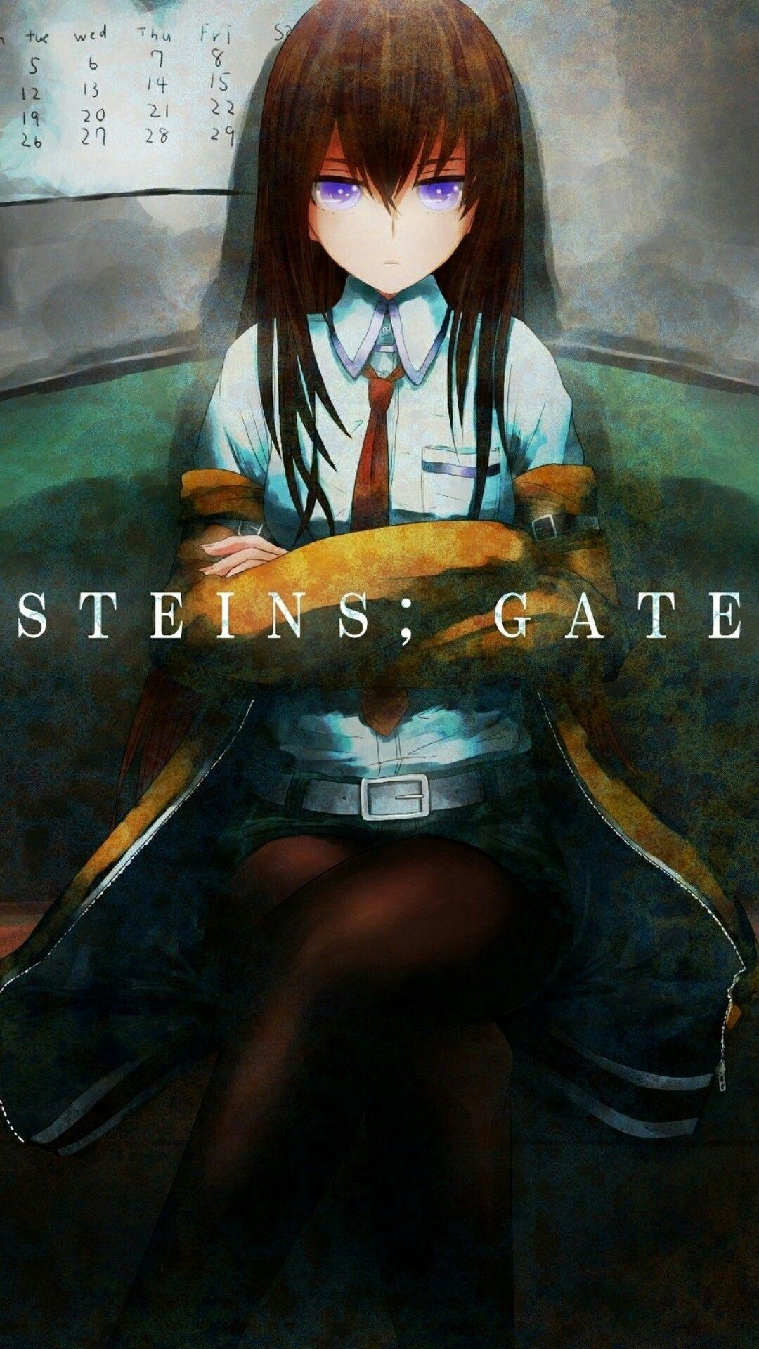 steins gate | Anime | Steins gate 0, Gate, Anime