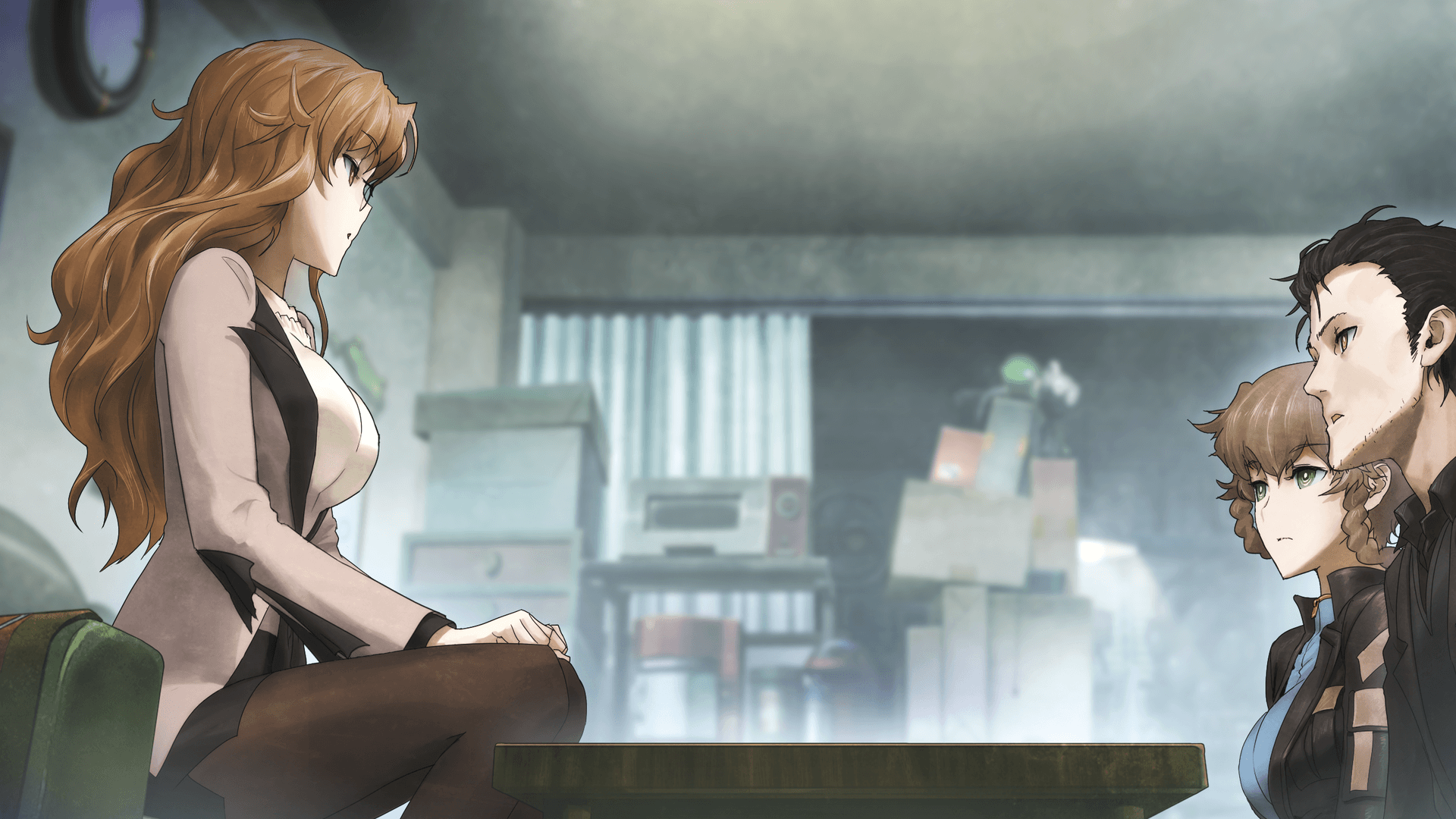 Steins;Gate 0 CG Wallpapers